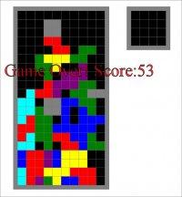 tetris SVG